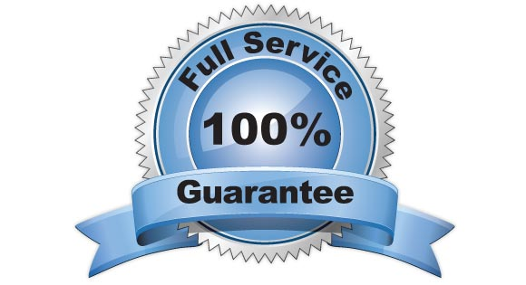 Comprehensive Full-Service Guarantees: